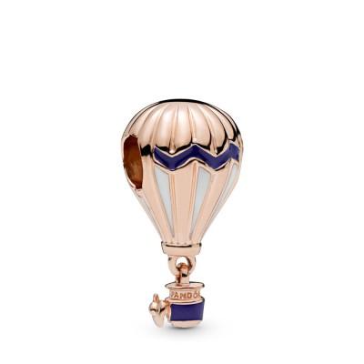 Pandora Blue Hot Air Balloon Charm, Pandora Rose™