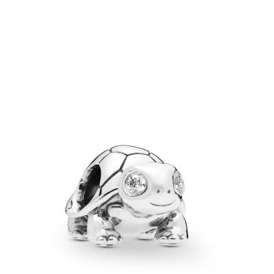 Pandora Bright-Eyed Turtle Charm