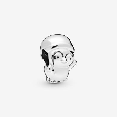 Pandora Christmas Penguin Charm