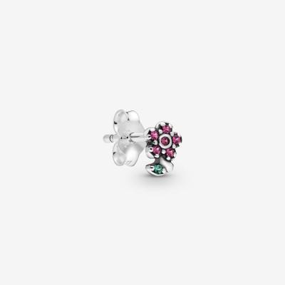 Pandora My Pretty Flower Single Stud Earring