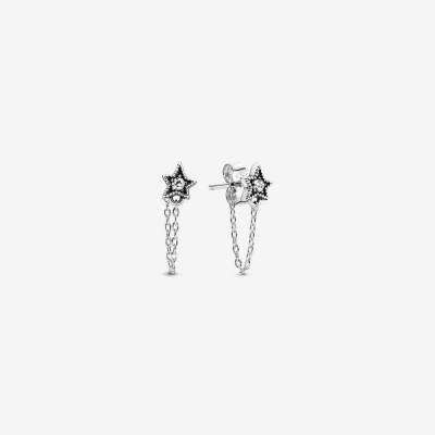 Pandora Celestial Stars Stud Earrings