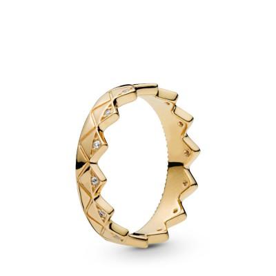 Pandora Exotic Crown Ring, Pandora Shine™