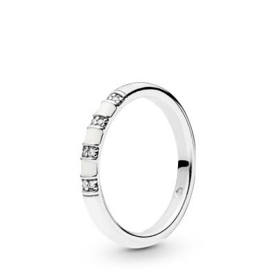 Pandora Exotic Stones & Stripes Ring