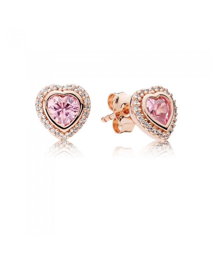 Pandora Sparkling Love, PANDORA Rose™ & Pink & Clear CZ