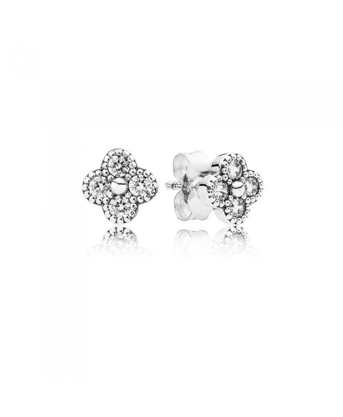 Pandora Oriental Blossom, Clear CZ
