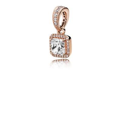 Pandora Timeless Elegance, PANDORA Rose™ & Clear CZ