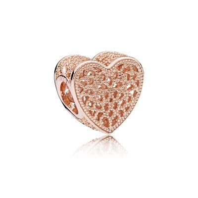 Pandora Filled With Romance Charm, PANDORA Rose™