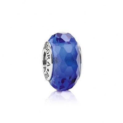 Pandora Fascinating Blue, Murano Glass