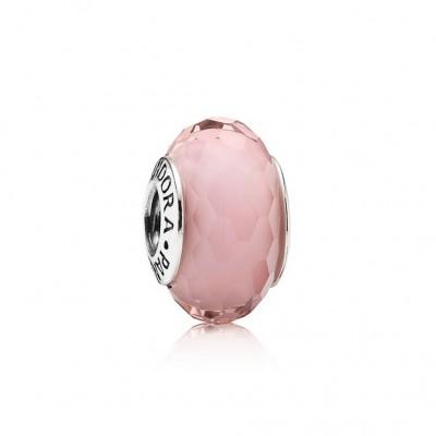 Pandora Fascinating Pink, Murano Glass