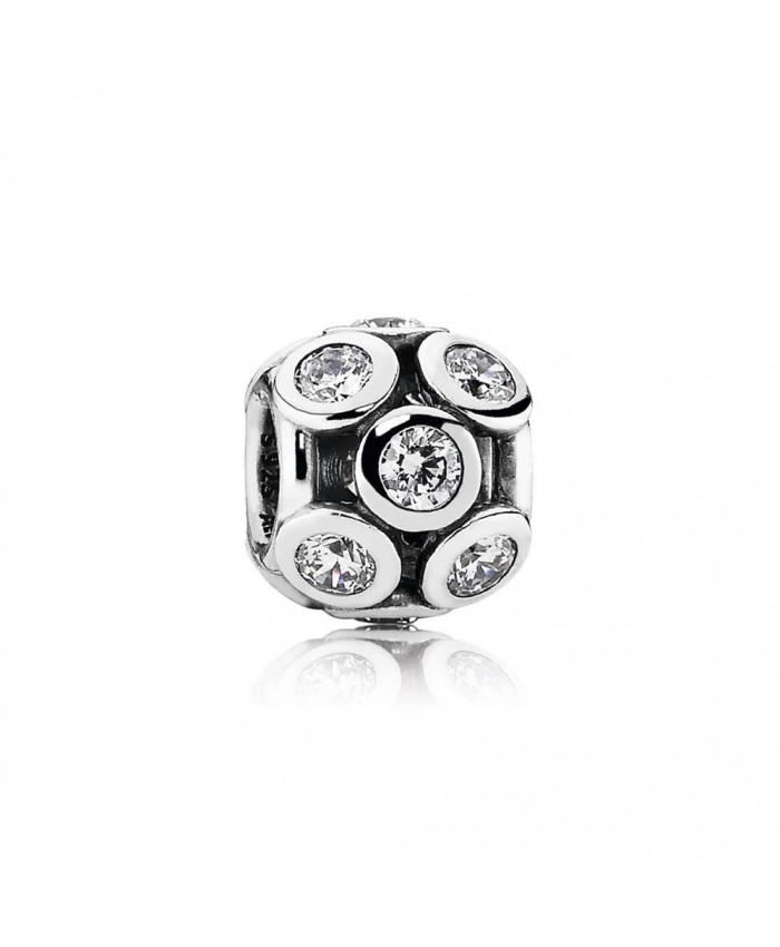 Pandora Whimsical Lights, Clear CZ