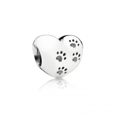 Pandora My Sweet Pet Paw Print