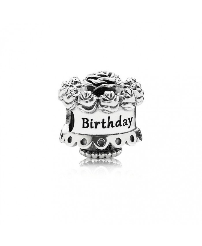 Pandora Happy Birthday Charm