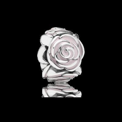 Pandora Rose Garden, Pink Enamel