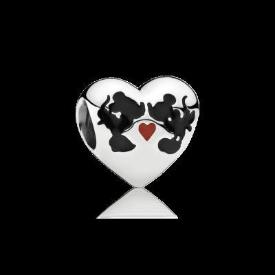 Pandora Disney, Minnie & Mickey Kiss
