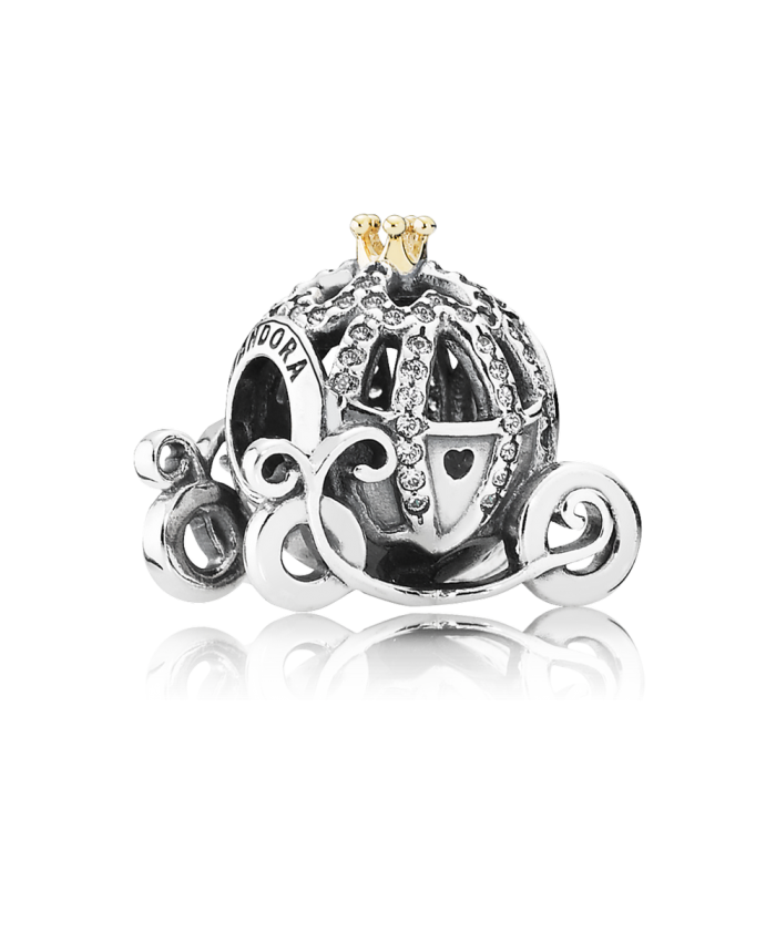 Pandora Disney, Cinderella's Pumpkin Coach Charm