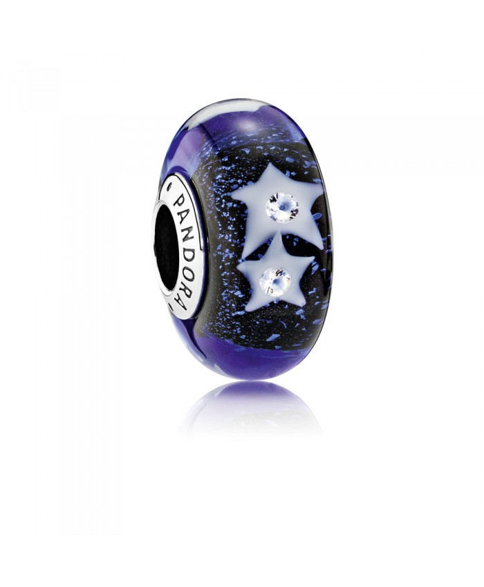 Pandora Starry Night Sky, Clear CZ