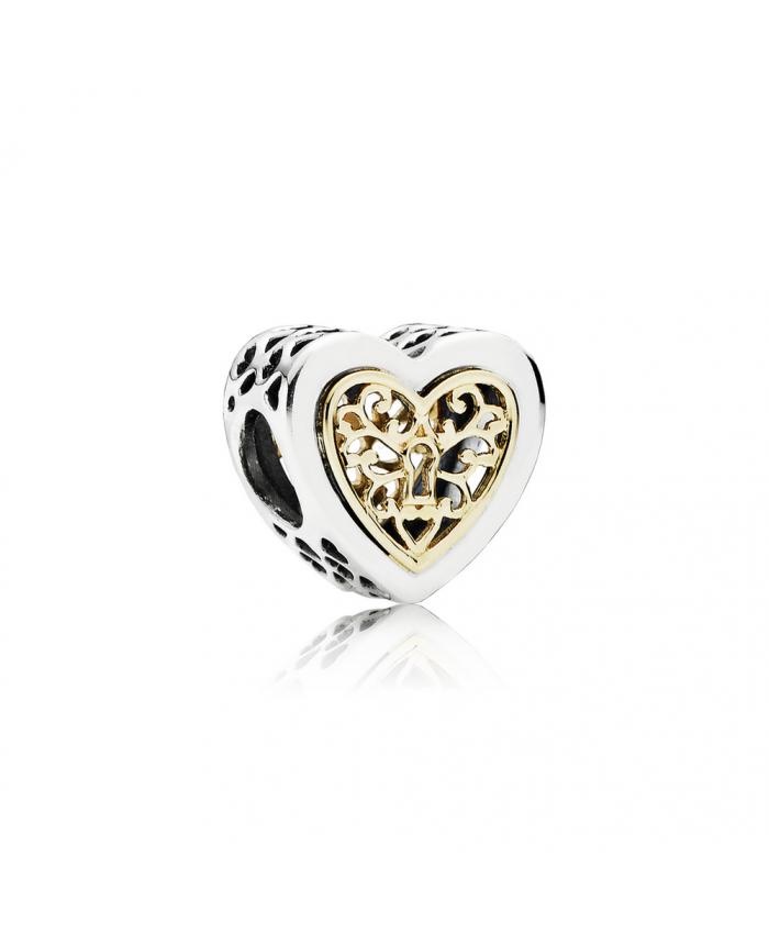 Pandora Locked Hearts
