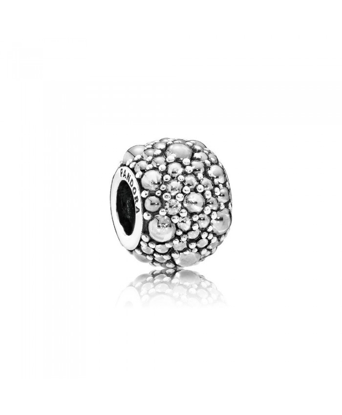 Pandora Shimmering Droplets, Clear CZ