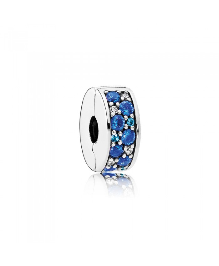 Pandora Mosaic Shining Elegance, Multi-Colored Crystals & Clear CZ