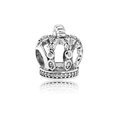 Pandora Fairytale Crown, Clear CZ