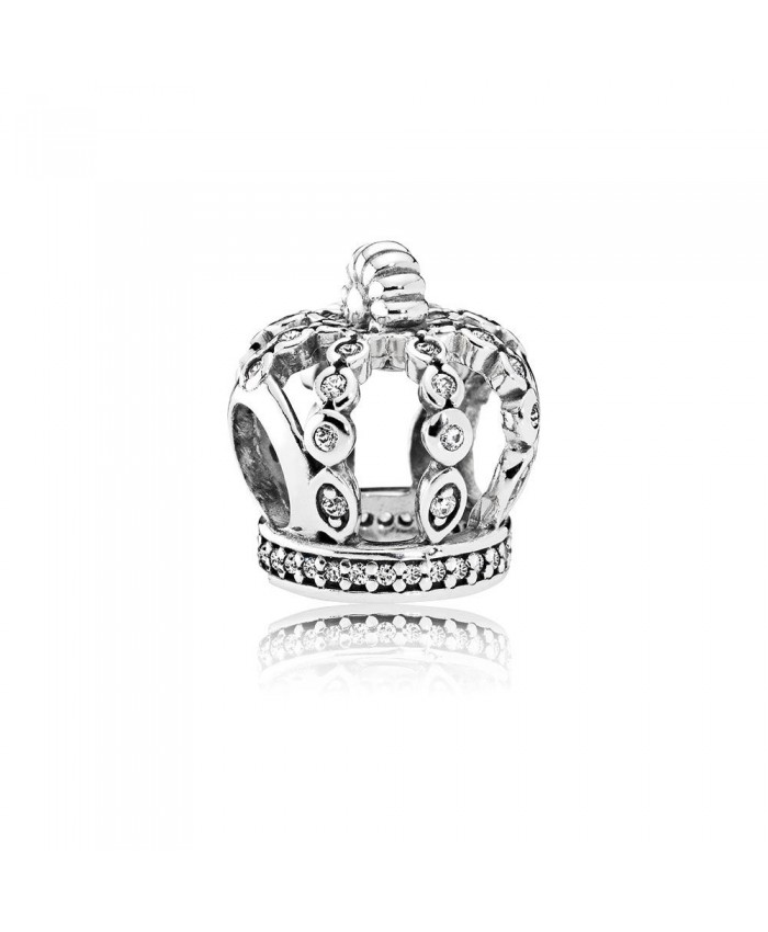 Pandora Fairytale Crown, Clear CZ