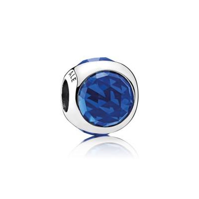 Pandora Radiant Droplet, Royal Blue Crystals