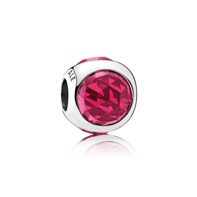 Pandora Radiant Droplet, Cerise Crystals