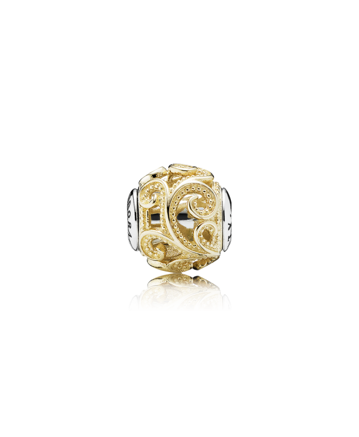 Pandora CREATIVITY, 14K Gold