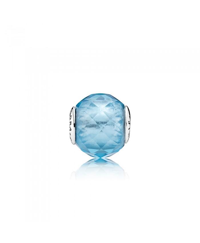 Pandora FRIENDSHIP, Sky-Blue Crystal