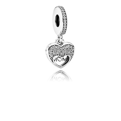 Pandora I Love My Mom Charm Gift Set