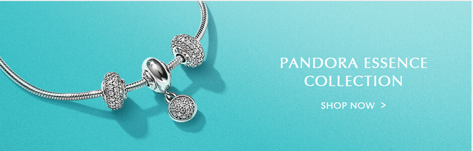 PANDORA Essence. Shop Now.